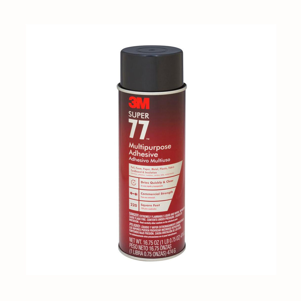 3m Super 77 Spray Adhesive Albany Foam And Supply Inc